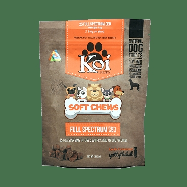 KOI NATURAL PET SOFT CHEWS