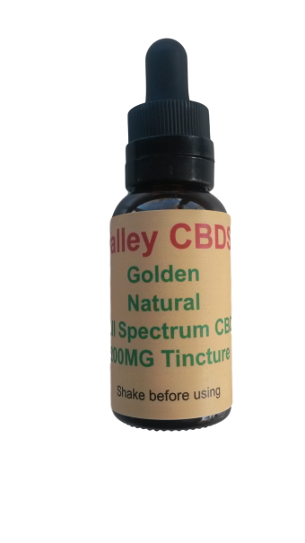 Valley CBDS Full Spectrum Natural Flavor 1200MG